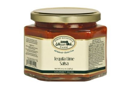 tequila lime salsa Robert Rothschild Farm Nutrition info