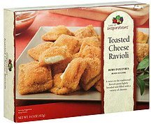 toasted ravioli cheese Taste of Inspirations Nutrition info