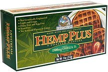 toaster waffles hemp plus LifeStream Nutrition info