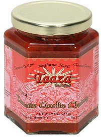 tomato garlic chutney medium Taaza Nutrition info