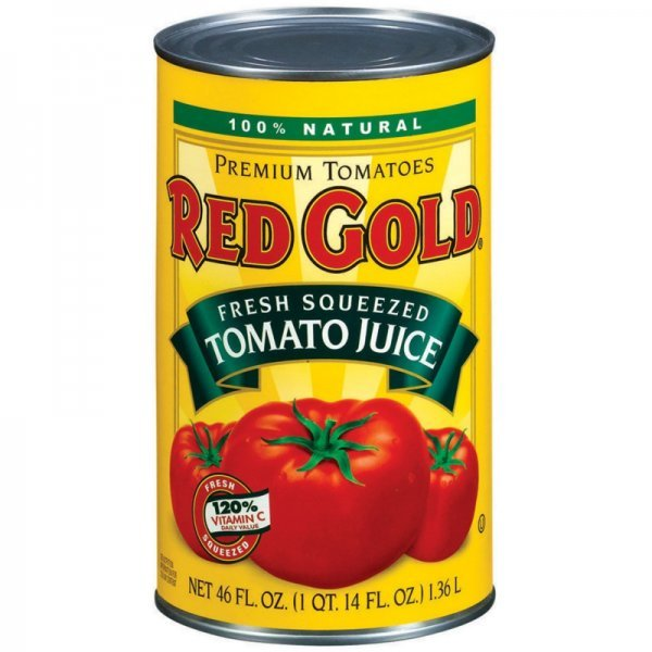 tomato juice Red Gold Nutrition info