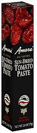 tomato paste sun-dried Amore Nutrition info
