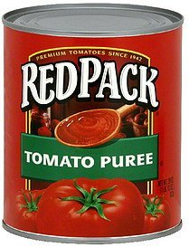 tomato puree Red Pack Nutrition info