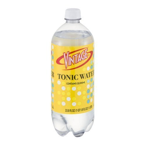 tonic water Vintage Nutrition info
