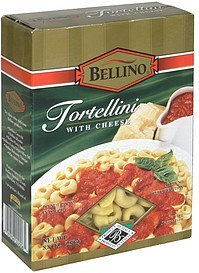 tortellini with cheese Bellino Nutrition info