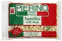 tortellini with meat Pierino Nutrition info