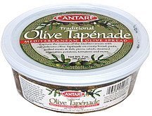 traditional olive tapenade Cantare Nutrition info
