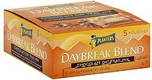 trail mix daybreak blend, chocolate oat Planters Nutrition info