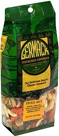 trail mix Germack Pistachio Company Nutrition info