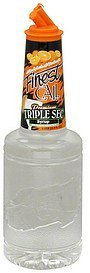 triple sec syrup premium Finest Call Nutrition info