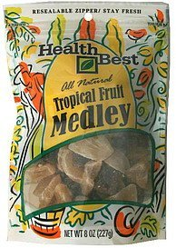 tropical fruit medley San Marcos Nutrition info