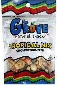 tropical mix The Grove Nutrition info