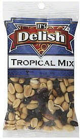tropical mix Its Delish Nutrition info