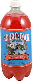 tropical punch Adirondack Nutrition info