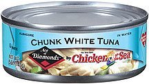 tuna chunk white in water Ace of Diamonds Nutrition info