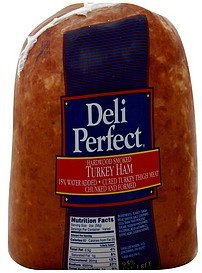 turkey ham Deli Perfect Nutrition info