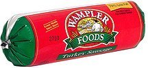 turkey sausage Wampler Foods Nutrition info