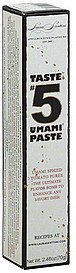 umami paste taste no. 5 Laura Lanttini Nutrition info