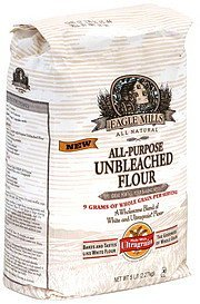 unbleached flour all-purpose Eagle Mills Nutrition info