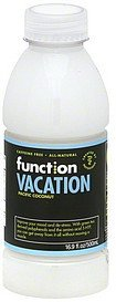 vacation pacific coconut Function Nutrition info
