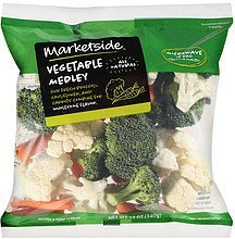 vegetable medley Marketside Nutrition info