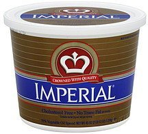 vegetable oil spread Imperial Nutrition info