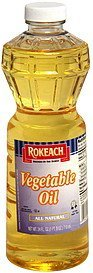 vegetable oil Rokeach Nutrition info