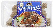 veggiballs portabella Franklin Farms Nutrition info