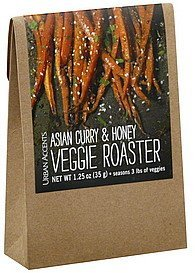 veggie roaster asian curry & honey Urban Accents Nutrition info