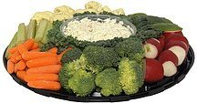 veggie tray WelcomeHomeCafe Nutrition info