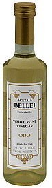 vinegar white wine Acetaia Bellei Nutrition info