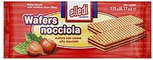 wafers hazelnut cream Elledi Nutrition info