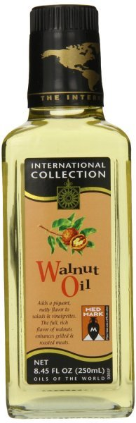 walnut oil International Collection Nutrition info