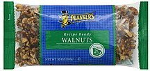 walnuts recipe ready Planters Nutrition info
