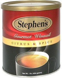 wassail gourmet, citrus & spice Stephens Nutrition info