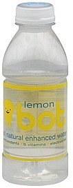 water lemon Bot Nutrition info