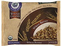 wheat berries Stahlbush Island Farms Nutrition info