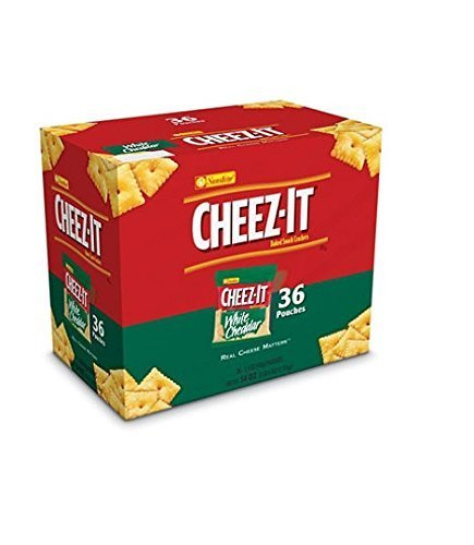 cheez its white cheddar Cheez-It Nutrition info