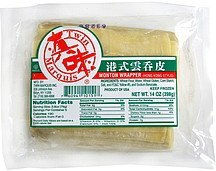 wonton wrapper hong kong style Twin Marquis Nutrition info
