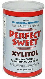 xylitol Perfect Sweet Nutrition info