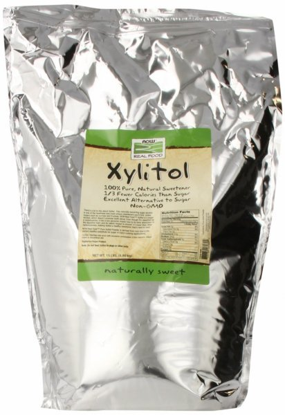 xylitol Now Foods Nutrition info