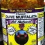 olive muffaletta That Pickle Guy Nutrition info