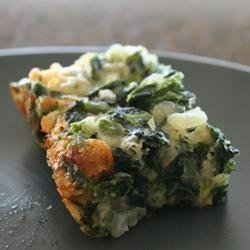 Spinach Brownies recipe