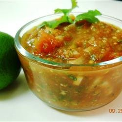 Fresh Salsa I
