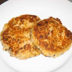Salmon Cakes III recipe