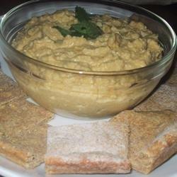 Pumpkin Hummus recipe