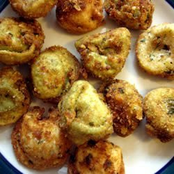 Tia and David's Deep Fried Tortellini recipe