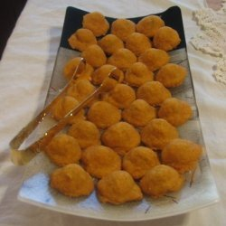 Olive Cheese Appetizers