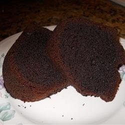 Chocolate Mocha Liqueur Cake I