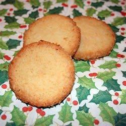 Coconut Icebox Cookies